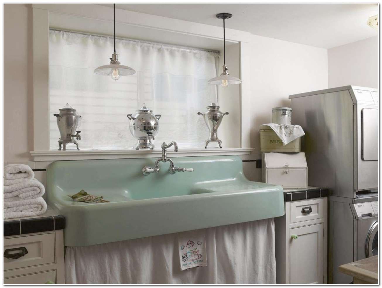 Extra Large Laundry Room Sink