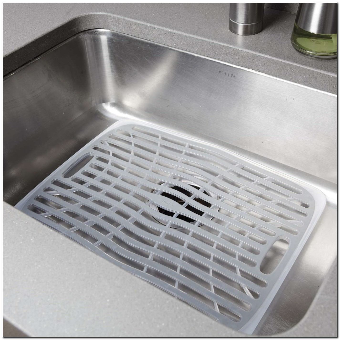 Extra Large Sink Protector Mat