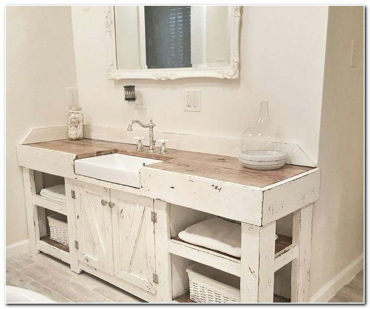Farm Sink For Bathroom Vanity