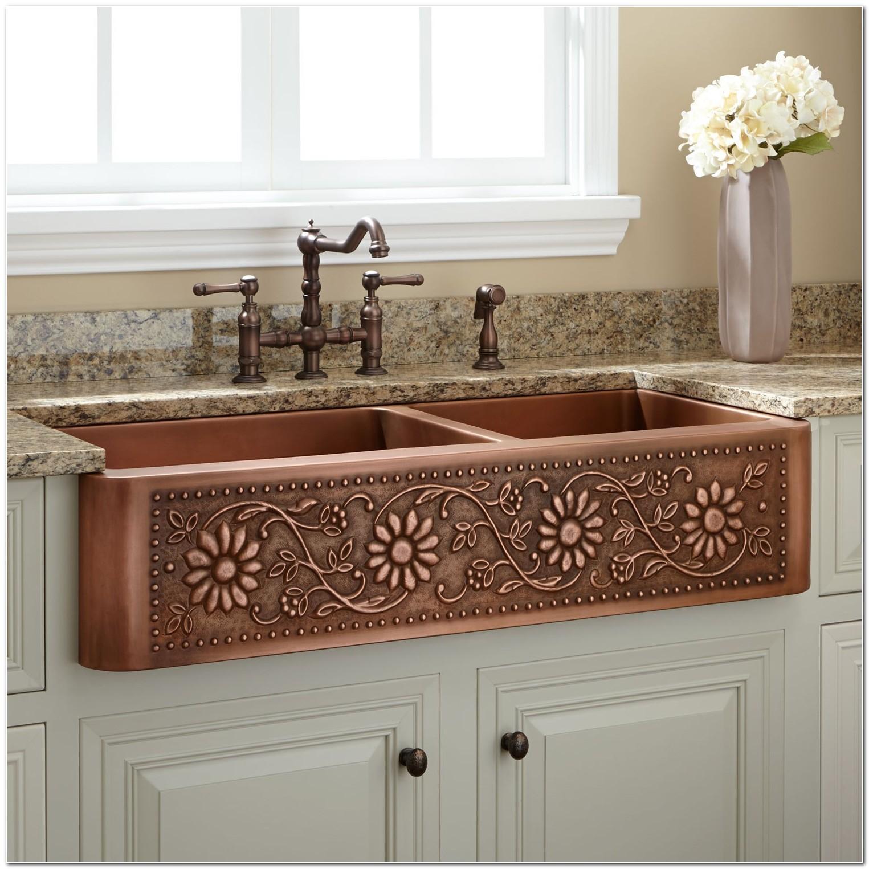 Farm Sinks For Kitchens Copper