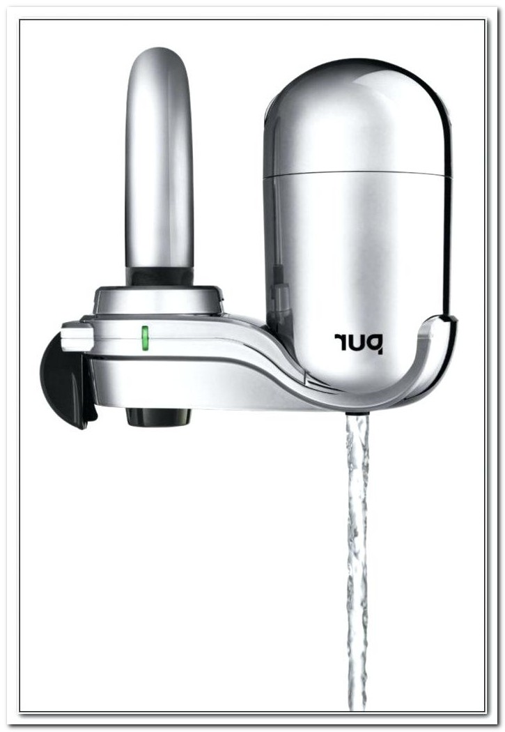 Faucet Mount Water Filter Canada