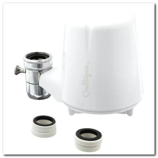 Faucet Mount Water Filter Fluoride