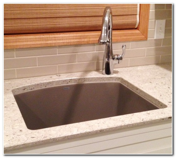 Faucet Placement For Undermount Sink