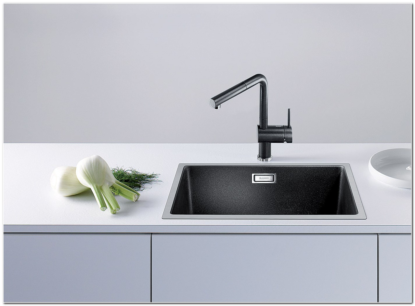 Flush Mount Single Bowl Kitchen Sink