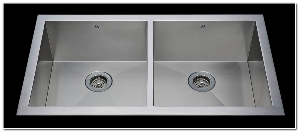 Flush Mount Stainless Steel Sink