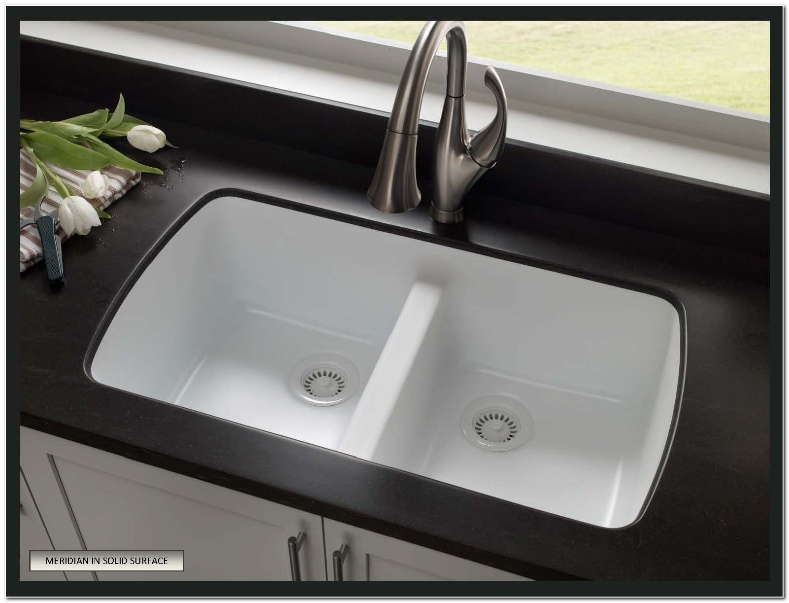 Formica Solid Surface Undermount Sinks