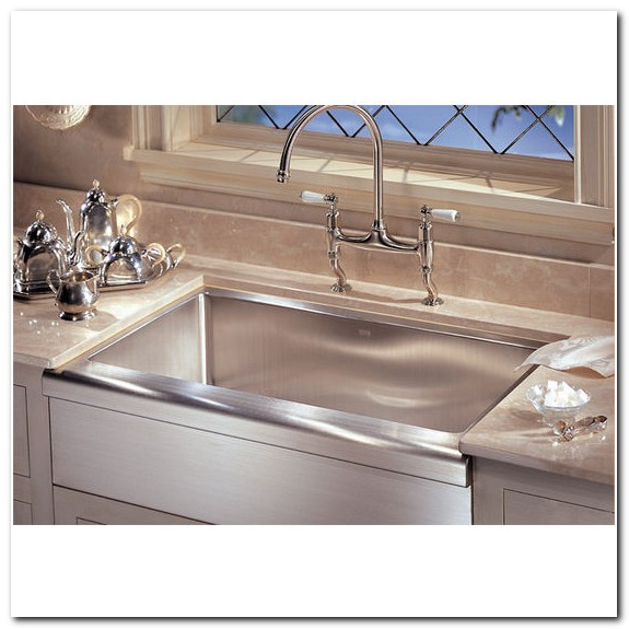 Franke Stainless Steel Apron Front Sink