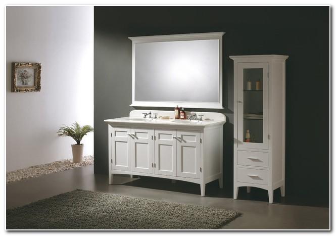 Free Standing Bathroom Sink Cabinets