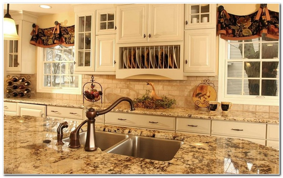 French Country Style Kitchen Faucets
