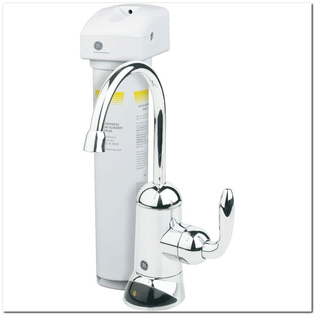Ge Profile Water Filter Faucet