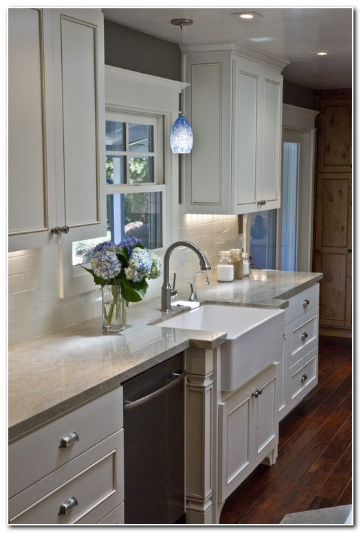 Hanging Lights Above Kitchen Sink