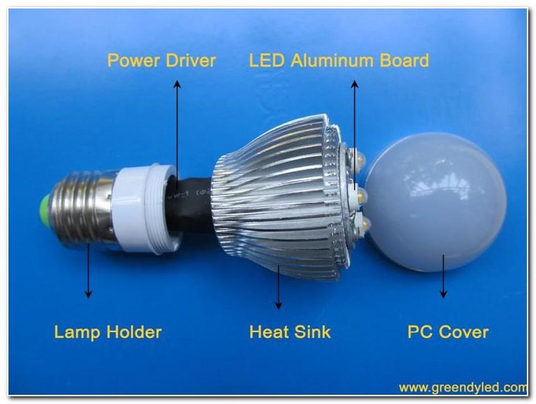 Heatsink For Led Light Bulb