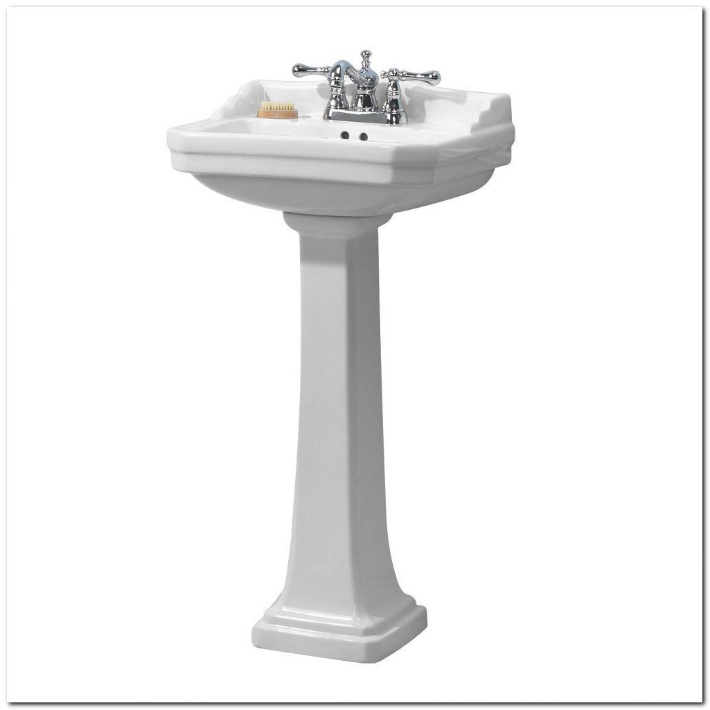 Home Depot Foremost 1920 Pedestal Sink