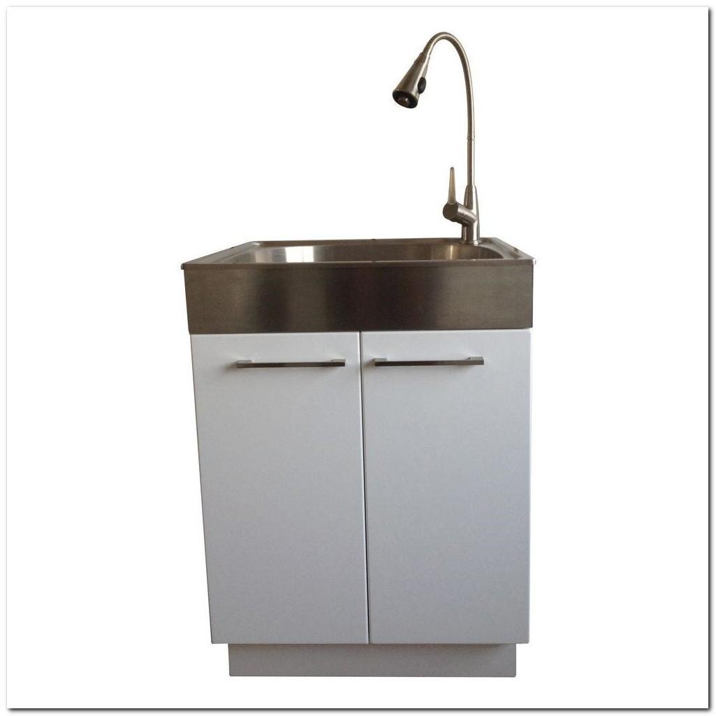 Home Depot Utility Sink Kit