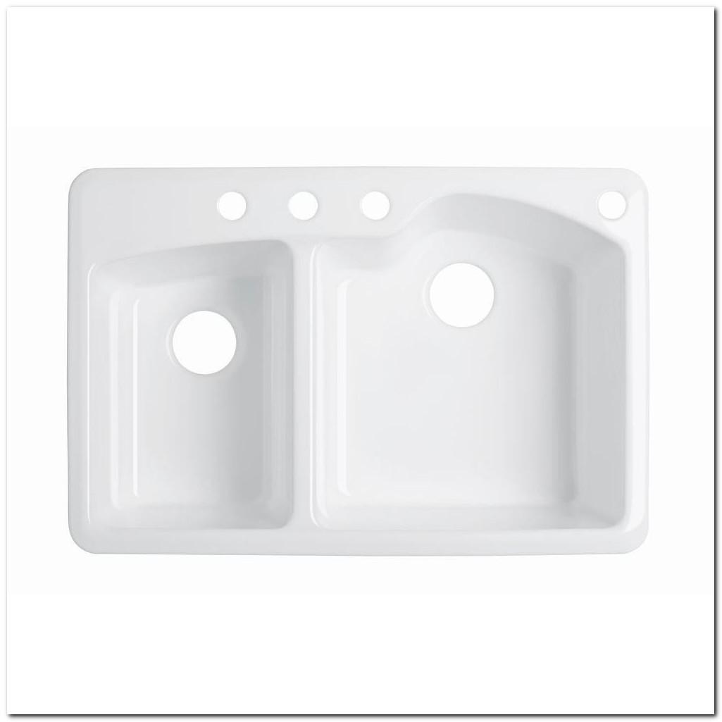 Home Depot White Porcelain Kitchen Sinks