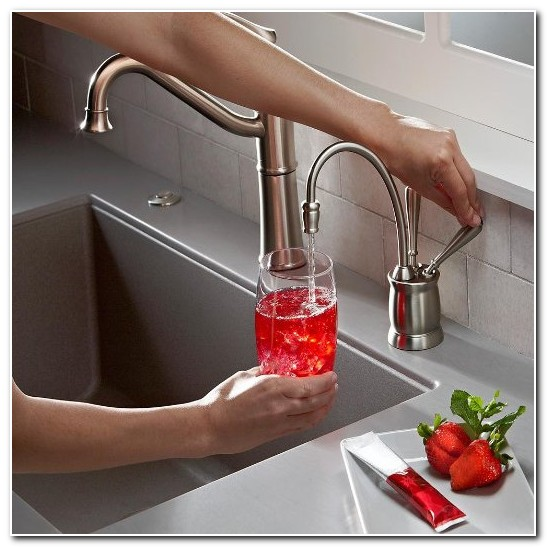 Hot Cold Water Dispenser Kitchen Sink