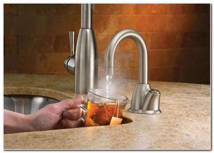 Hot Water Dispenser In Sink