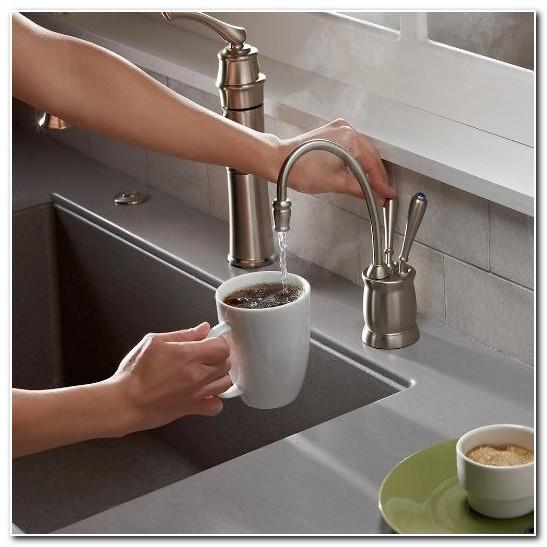 Hot Water Dispenser Kitchen Sink