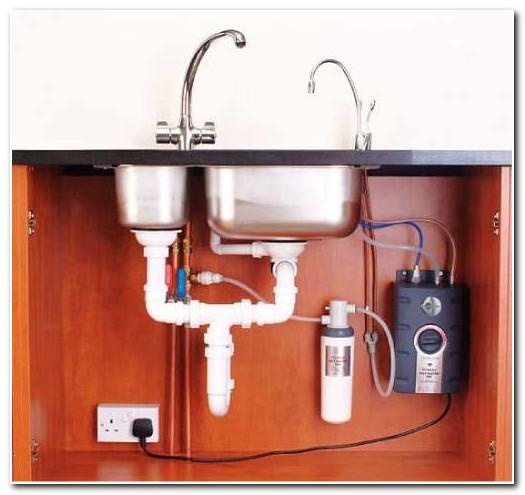 Hot Water Dispenser Under Sink