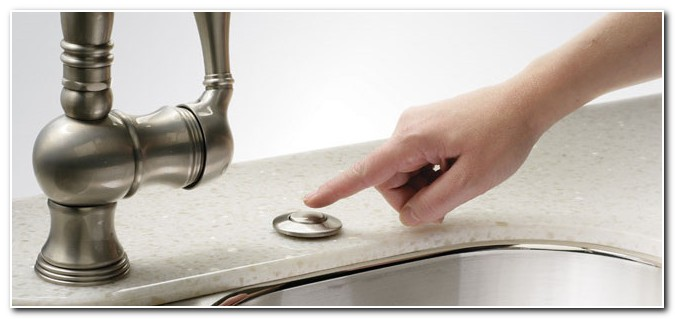 In Sink Garbage Disposal Switch