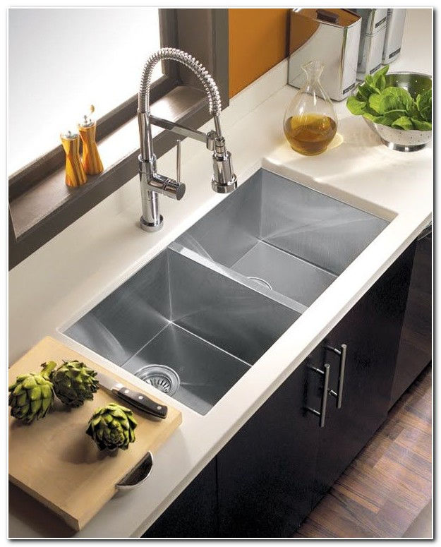 Industrial Stainless Steel Sinks Canada