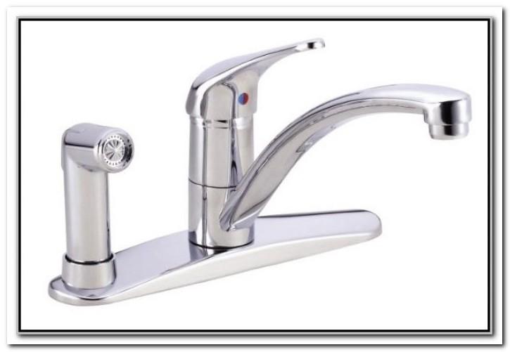 Install Danze Melrose Kitchen Faucet