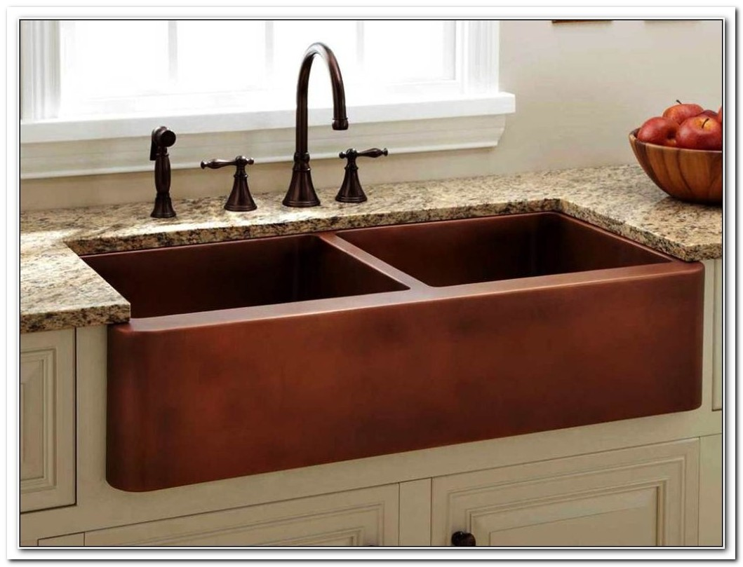 Installing A Copper Drop In Sink