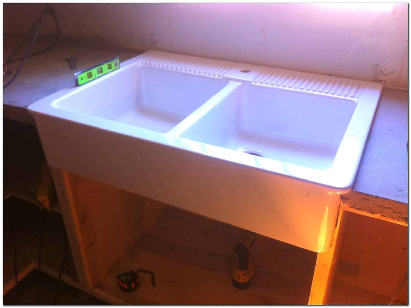 Installing A Ikea Farm Sink