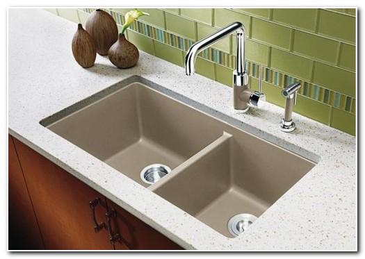 Installing Blanco Undermount Silgranit Sink
