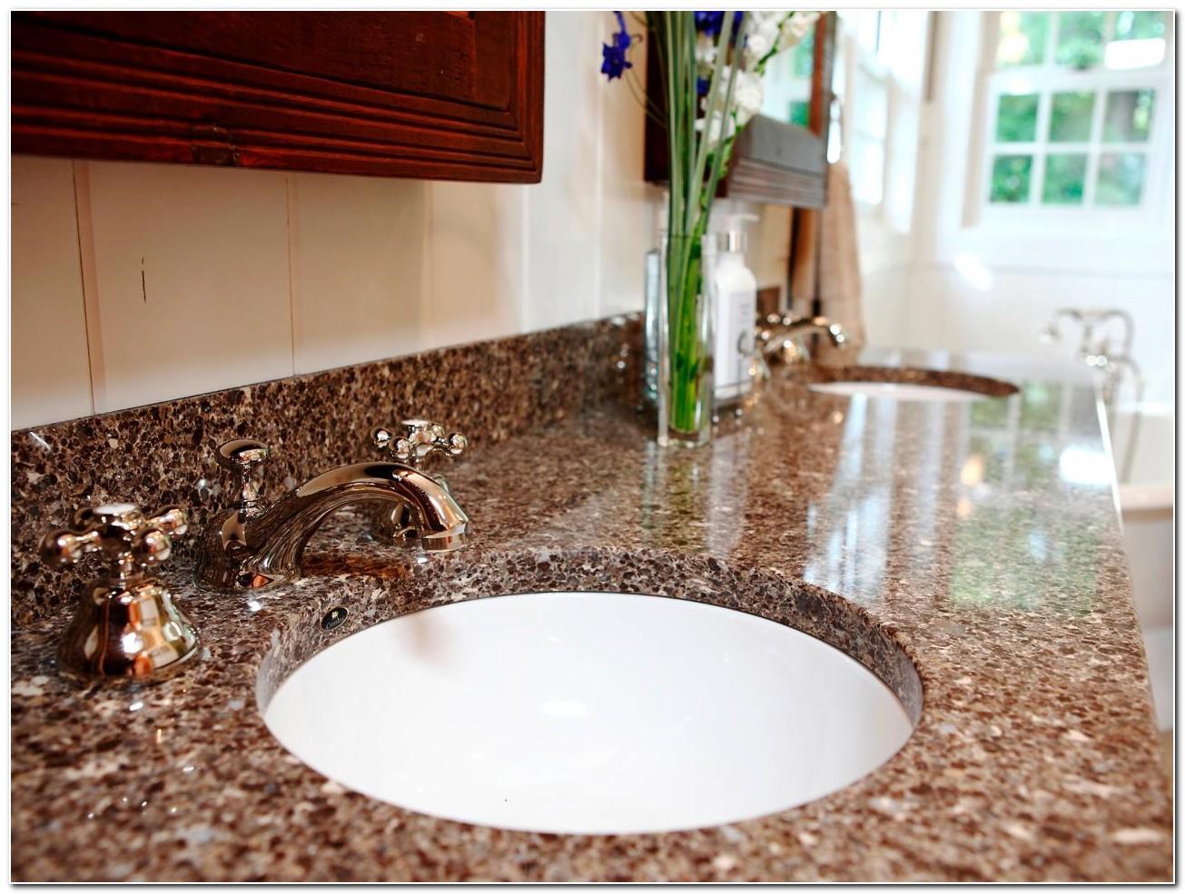 Installing Granite Vanity Top With Undermount Sink