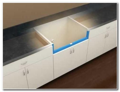 Installing Kohler Apron Front Sink