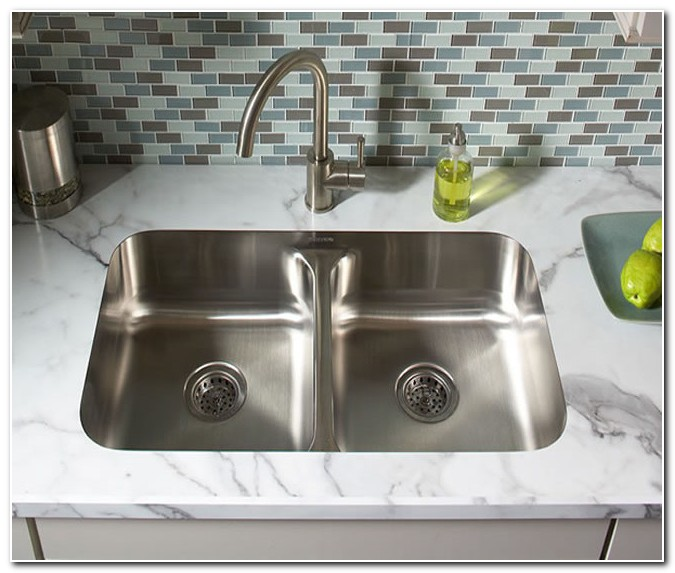 Installing Undermount Sink With Laminate Countertop