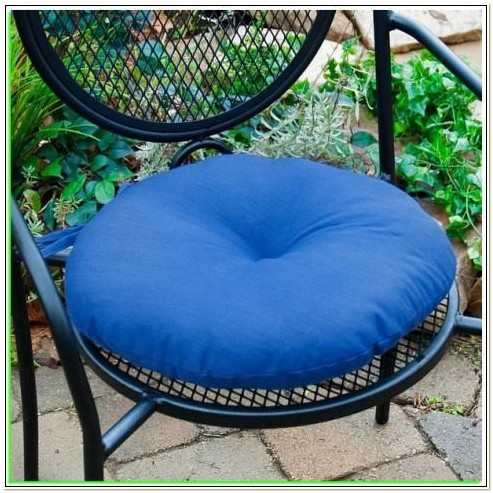 15 Inch Round Bistro Chair Cushions