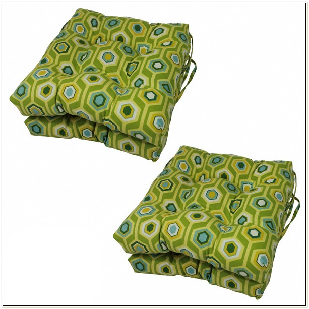 16 Inch Square Outdoor Seat Cushions