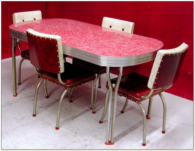 1950 Kitchen Table Set