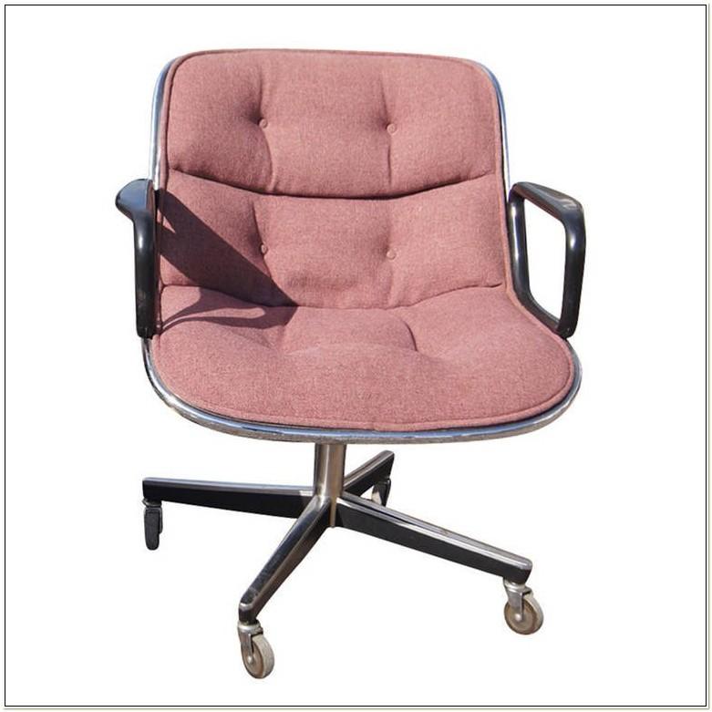 1960s Knoll Pollock Executive Chair