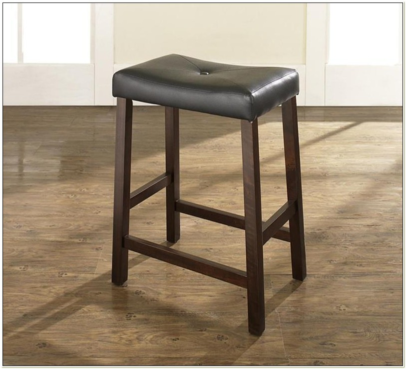 24 Inch Counter Stools Leather