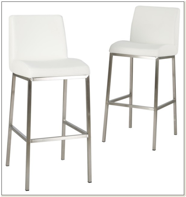24 Inch Counter Stools White