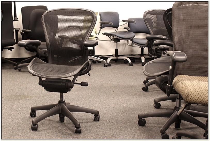 2nd Hand Aeron Chairs