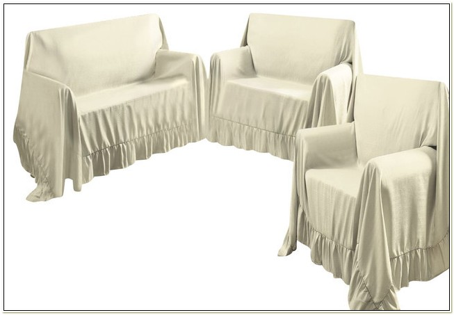 3 Piece Chair Cover