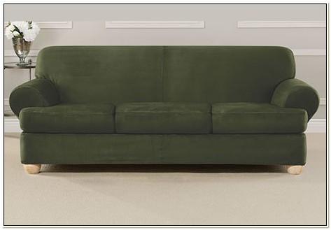 3 Piece Chair Slipcovers T Cushion