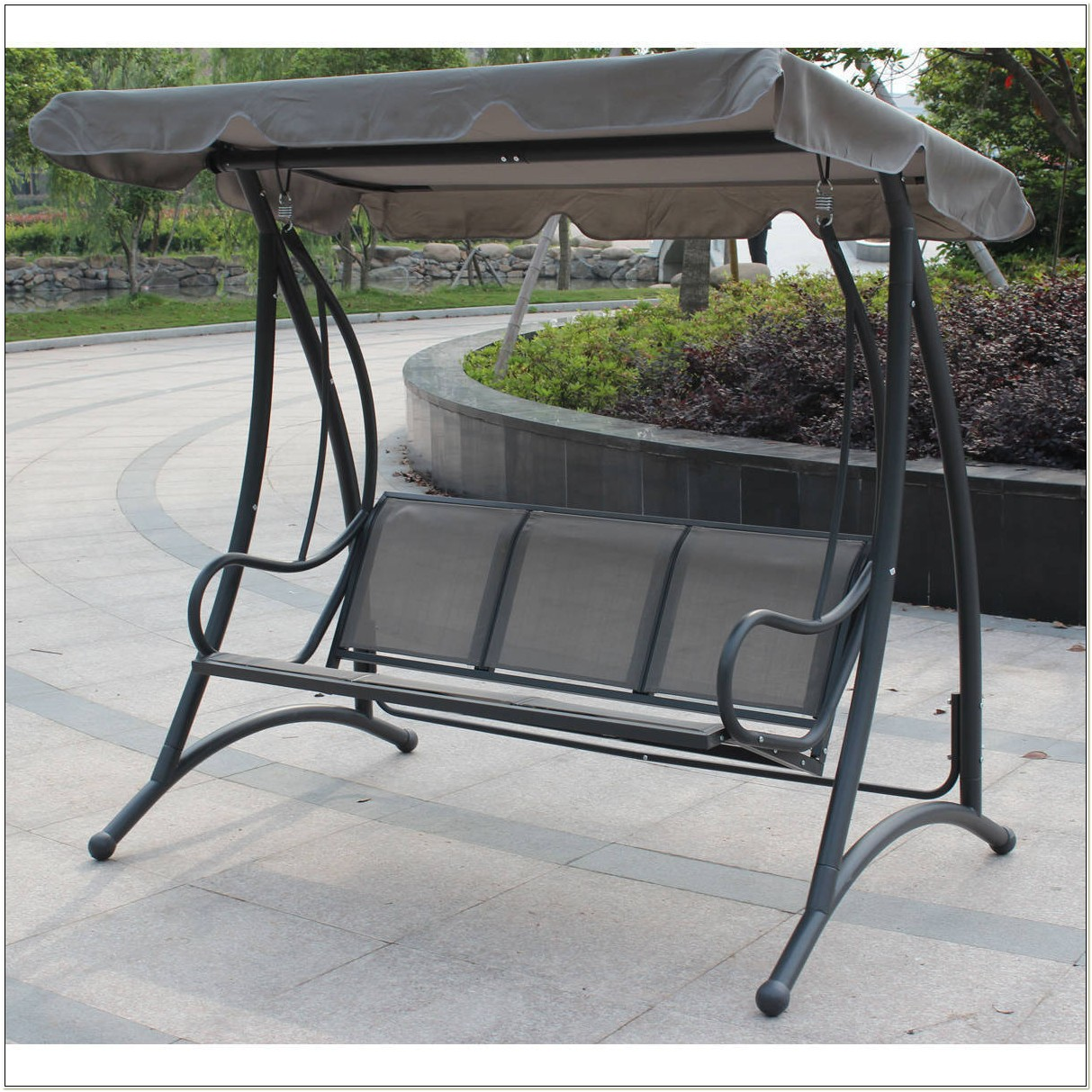 3 Seater Swing Chair