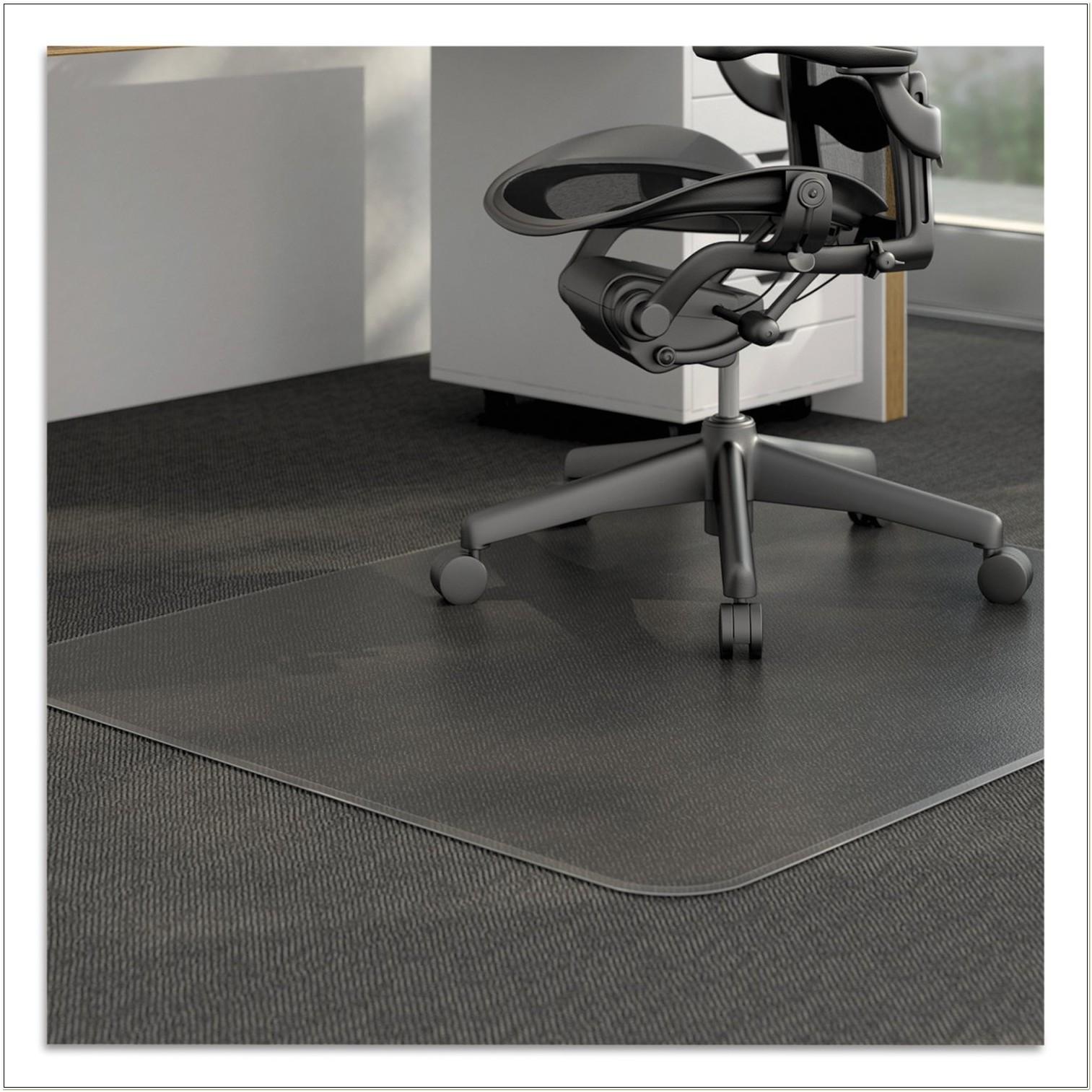 46 X 60 Clear Chair Mat