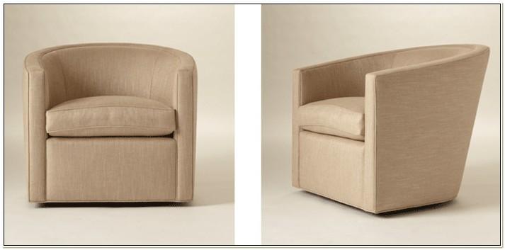 A Rudin Swivel Chairs