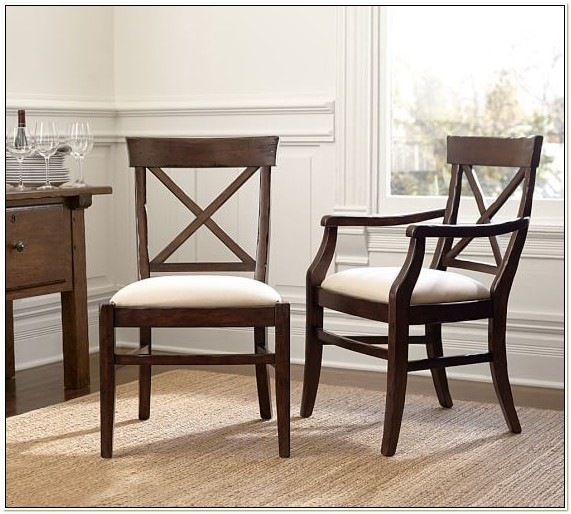 Aaron Chair Pottery Barn
