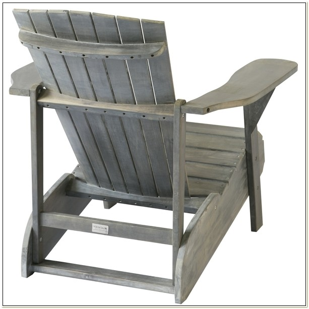 Acacia Wood Adirondack Chair