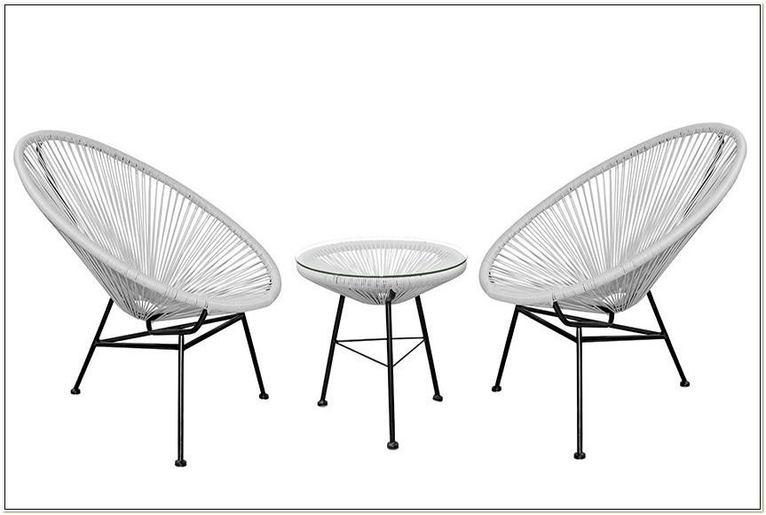 Acapulco 3pce Replica Lounge Chair Setting