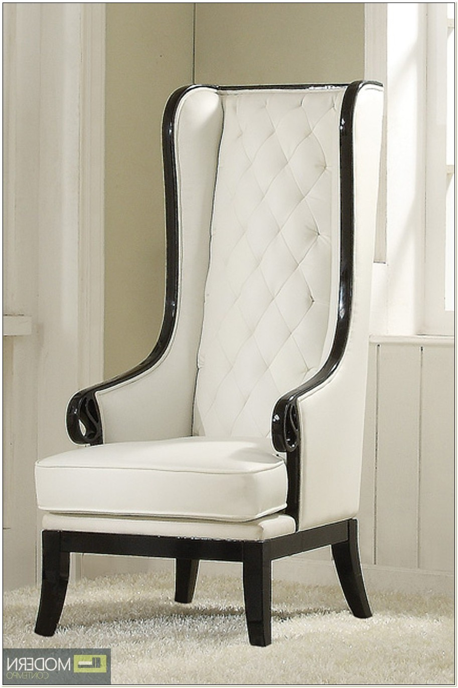 Accent Chairs With High Backs
