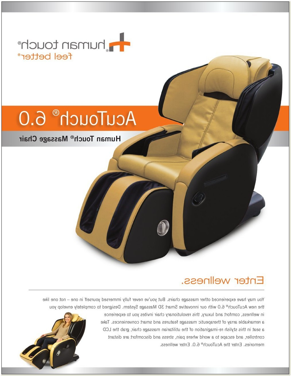 Acutouch 60 Massage Chair