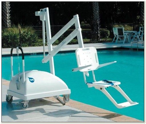 Ada Pool Chair Lift Law
